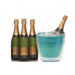 Kit Chandon 4 Gfa 750 ml + Balde Colors Collection