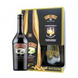 Kit Licor Baileys Irish Cream 750 ml + 2 Copos