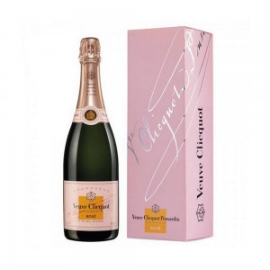 Champagne Veuve Clicquot Ponsardin Brut Rosé 750 ml