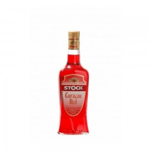 Licor Stock Curaçau Red 720 ml
