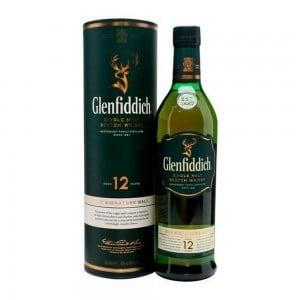 Whisky Glenfiddich 12 Anos 1000 ml