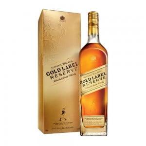 Whisky Johnnie Walker Gold Label Reserve 750 ml