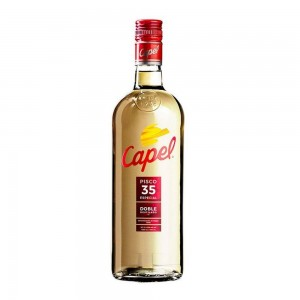 Pisco Capel Especial 35% 750 ml