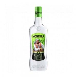 Rum Montilla Limão Tropical 750 ml