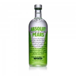 Vodka Absolut Pears 1000 ml A