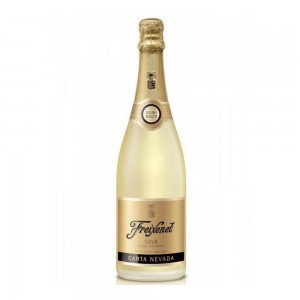 Espumante Freixenet Cava Carta Nevada Semi Seco 750 ml