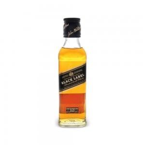 Whisky Johnnie Walker Black Label 200 ml