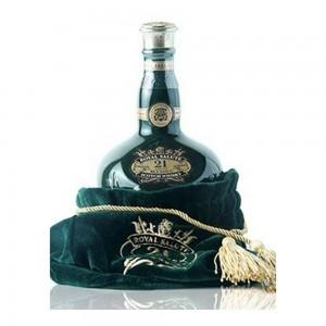 Whisky Chivas Royal Salute 21 Anos Verde 700 ml