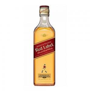 Whisky Johnnie Walker Red 200 ml