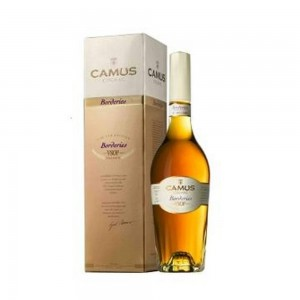 Conhaque Cognac Camus Borderies Vsop 700 ml