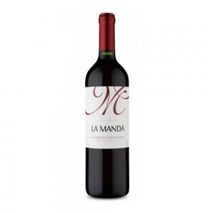 Vinho La Manda Cabernet Sauvignon 750 ml