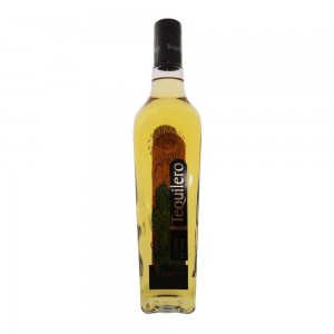 Aperitivo De Agave Tequilero Oro 720 ml