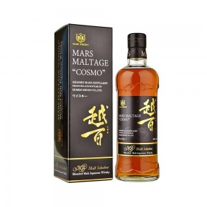 Whisky Mars Maltage Cosmo 700 ml