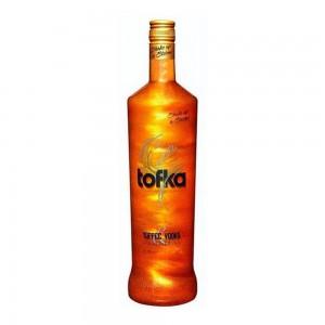 Vodka Tofka Caramelo Toffee 1000 ml