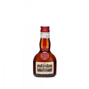 Licor Grand Marnier Rouge Orange 50 ml