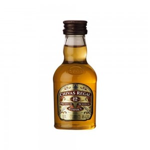 Whisky Chivas 12 Anos 50 ml