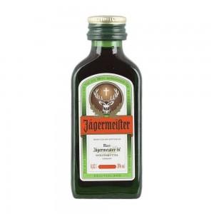 Aperitivo Jagermeister 50 ml