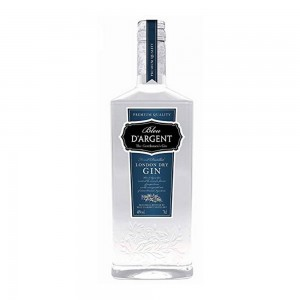 Gin Bleu D'Argent London Dry 700 ml
