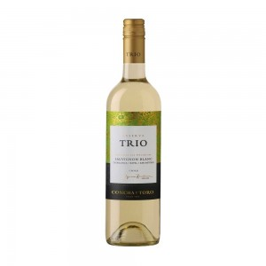 Vinho Concha Y Toro Trio Reserva Sauvignon Blanc 750 ml
