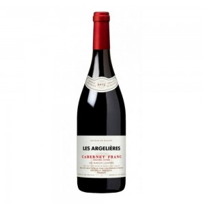 Vinho Les Argelieres Cabernet Franc 750 ml