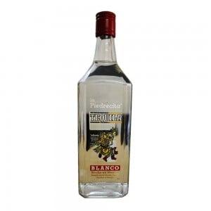 Tequila La Piedrecita Blanco 700 ml