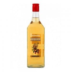 Tequila La Piedrecita Gold 700 ml