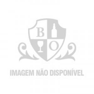 Kit Estojo Madeira 2 Cachaça Bassi Ouro/Prata-670 ml