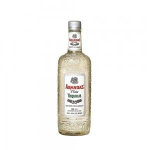 Tequila Arandas Plata 750 ml